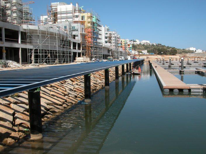Passadiço da Marina de Albufeira